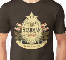 Starman Original:  Golden Stout Unisex T-Shirt