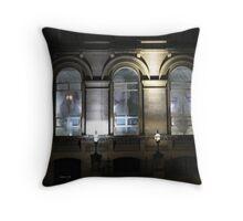 LIVERPOOL SHOPFRONT Throw Pillow