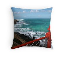 Cape Otway National Park Throw Pillow
