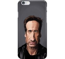 Celebrity Sunday - David Duchovny iPhone Case/Skin