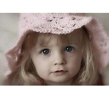 Retro eyes.... Photographic Print