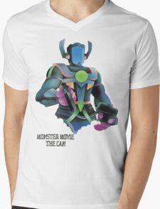Can - Monster Movie Mens V-Neck T-Shirt