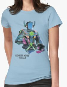 Can - Monster Movie Womens Fitted T-Shirt