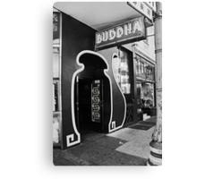 Buddha Bar Canvas Print