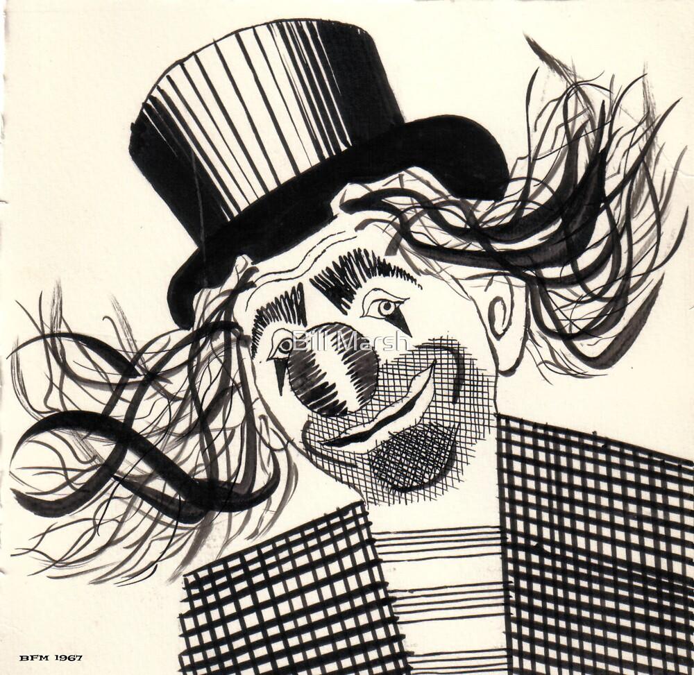 Clown Assignment by Bill Marsh