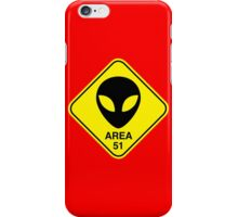 Area 51 iPhone Case/Skin