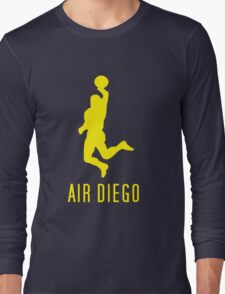 Air Diego Yellow Long Sleeve T-Shirt
