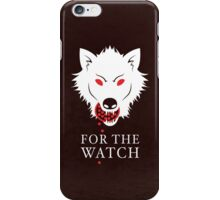 For The Watch iPhone Case/Skin