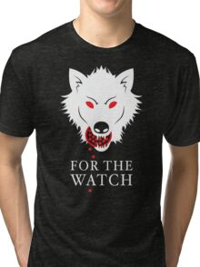 For The Watch Tri-blend T-Shirt