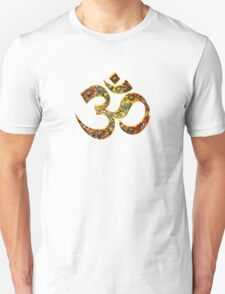 OM - Mantra - Buddhism - Symbol of spiritual strength  Unisex T-Shirt