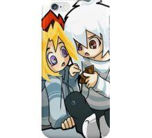 Heartshipping #1 iPhone Case/Skin