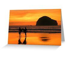 Cornwall: The Gold Coast Greeting Card
