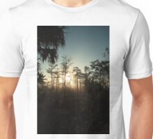 foggy swamp Unisex T-Shirt