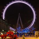 London Eye by Gary Freeman