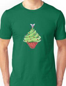 Christmas Tree Cupcake Unisex T-Shirt