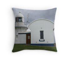Crowdy Head Light house Throw Pillow