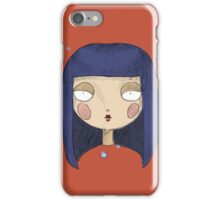Bloody femme iPhone Case/Skin