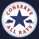 Conserve All Rats by puppaluppa