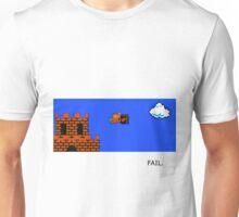 Mario Fail Shirt Unisex T-Shirt