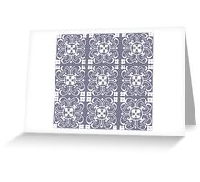A cool Pattern Just for you !!! Greeting Card