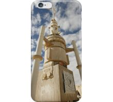 Star Wars scenery in Tunisia iPhone Case/Skin