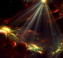 The Light of the Universe by saleire