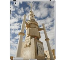 Star Wars scenery in Tunisia iPad Case/Skin