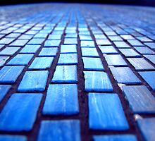 azure mosaic by vampvamp