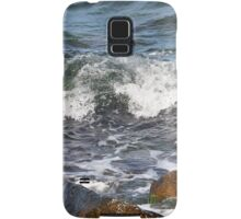 On the rocks Samsung Galaxy Case/Skin