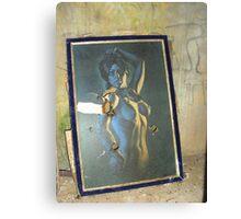 Derelict Art Canvas Print