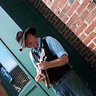 Guitar Picker by BlackHairMoe