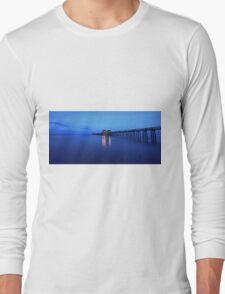 Blue Serenity  Long Sleeve T-Shirt