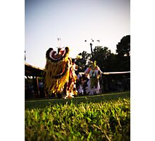 Native American Dancer Photographic Print