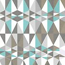 triangle pattern by Jessica Manelis