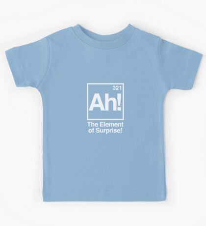 The Element of Surprise Kids Tee