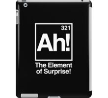 The Element of Surprise iPad Case/Skin