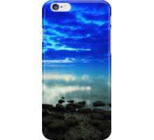 stillness of the bay iPhone Case/Skin
