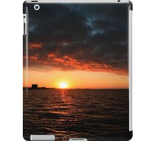 1/1/11 sunrise iPad Case/Skin