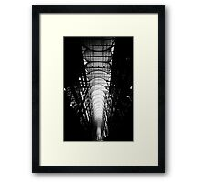 Dark Arches Framed Print