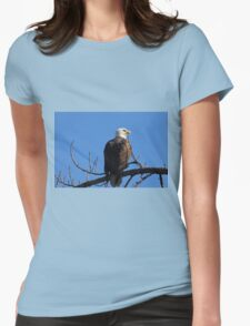 our national bird Womens Fitted T-Shirt
