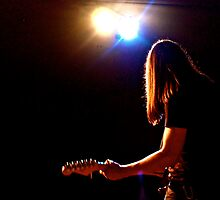 rock star. by Jessi Bullock