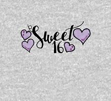 Sweet 16 Womens Fitted T-Shirt
