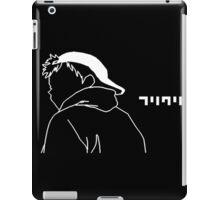 FLCL Naota cap iPad Case/Skin