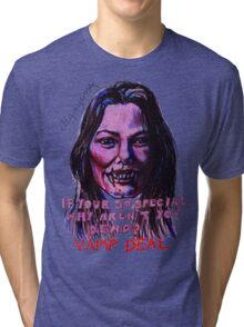 Vamp Deal Tri-blend T-Shirt