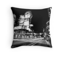 Dundas Lights Throw Pillow