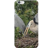 starting a family iPhone Case/Skin
