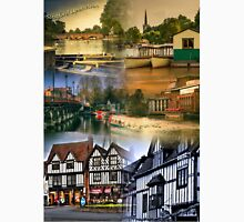 Stratford upon Avon Montage Classic T-Shirt