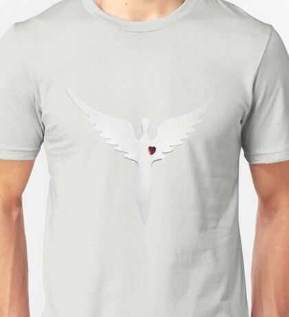 Angel With A Big Heart Tee T-Shirt