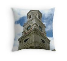 Towers and Turrets (6) Throw Pillow