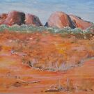 The Red Centre by Mrswillow